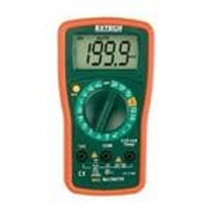 Extech MN36 Digital Multimeters AUTO RANGE METER WITH TEMP PROBE