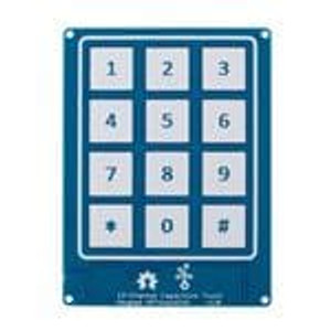 Seeed Studio 101020636 Seeed Studio Accessories Grove - 12-Channel Capacitive Touch Keypad (ATtiny1616)