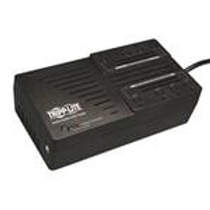 Tripp Lite AVR550U UPS - Uninterruptible Power Supplies 550VA Low Profile 120V 8 Outlet