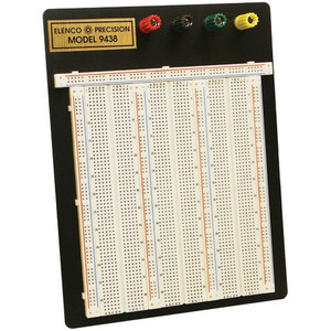 Elenco Breadboard 2420 Tie Points