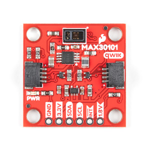 SparkFun Photodetector Breakout - MAX30101 (Qwiic) - front