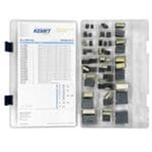 KEMET FLM ENG KIT 21 Capacitor Kits 3 pcs 23 values Film Kit