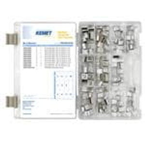 KEMET PPR ENG KIT 02 Capacitor Kits 10 pcs 11 values Class Y1 Paper Kit