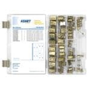KEMET PPR ENG KIT 01 Capacitor Kits 10 pcs 9 values Class X1 Paper Kit