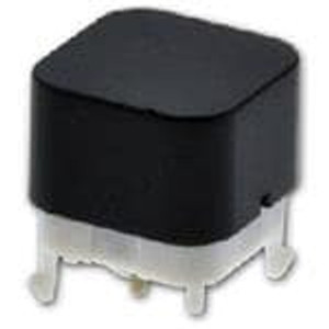 E-Switch PB300STQ Pushbutton Switches Long Travel Pushbutton Switch 30mA 28VDC SPST 490+/- 150gf -40 C to 95 C