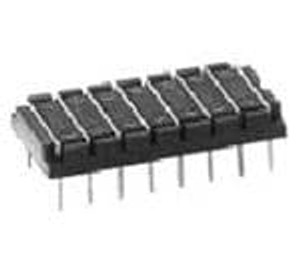 TE Connectivity / AMP 2-1437507-6 DIP Switches / SIP Switches 8136-651P3=PIN TIN 3.3.1