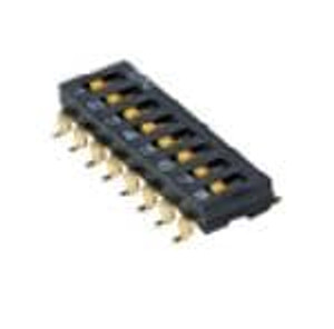 Omron Electronics A6S-4102-PH DIP Switches / SIP Switches Dipswitch Tape & Reel