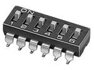 Omron Electronics A6S-1104-PH DIP Switches / SIP Switches Dip Switch