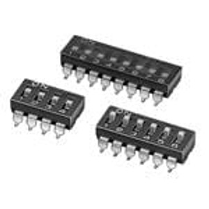 Omron Electronics A6S-4101-PH DIP Switches / SIP Switches Dip Switch