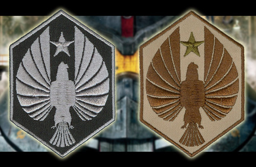 Pacific Rim - PPDC Unit - Morale Patches