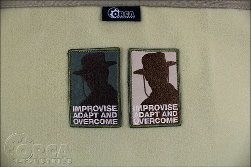 Heart Break Ridge - Improvise - Morale Patches