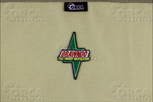 Brawndo - Morale Patch - Color