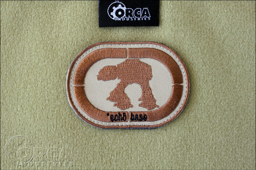 Echo Base - Morale Patch - Desert