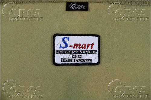 S-Mart - Ash Badge - Morale Patch - Color