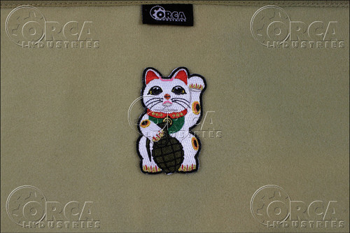 Maneki Grenade - Lucky Cat