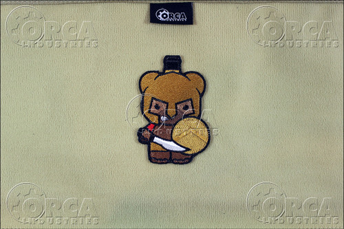 Kuma Korps - Spartan Bear - Morale Patch - Color