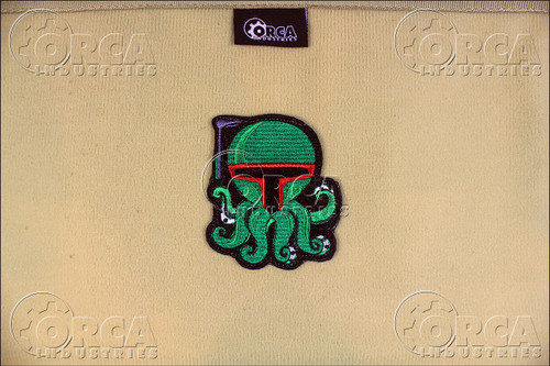 Boba Octopus - CTF - Morale Patch - Color