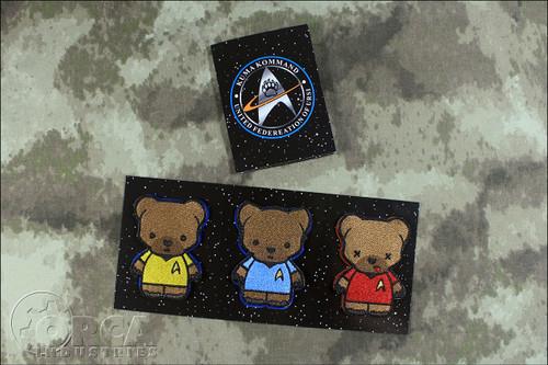 Kuma Korps - Starfleet - Limited Card Backed Set
