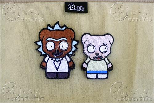 Kuma Korps - The Kumaverse - Rick and Morty