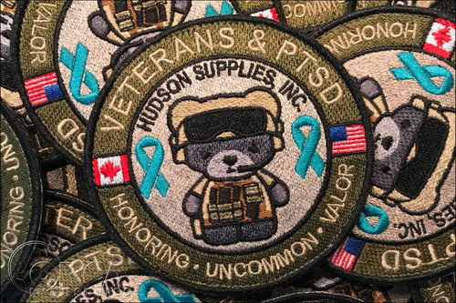 Hudson Supplies - PTSD Awareness