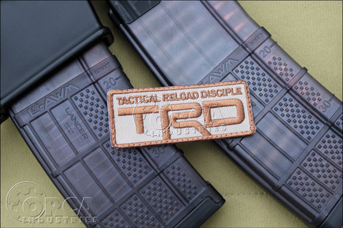 TRD (Tactical Reload Disciple) - Sudbued Desert - Morale Patch