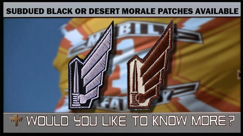 Starship Troopers - Mobile Infantry Unit - Morale Patch