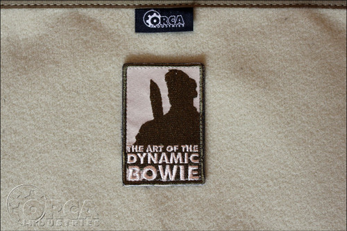 Art of the Dynamic Bowie - Morale Patch - Color