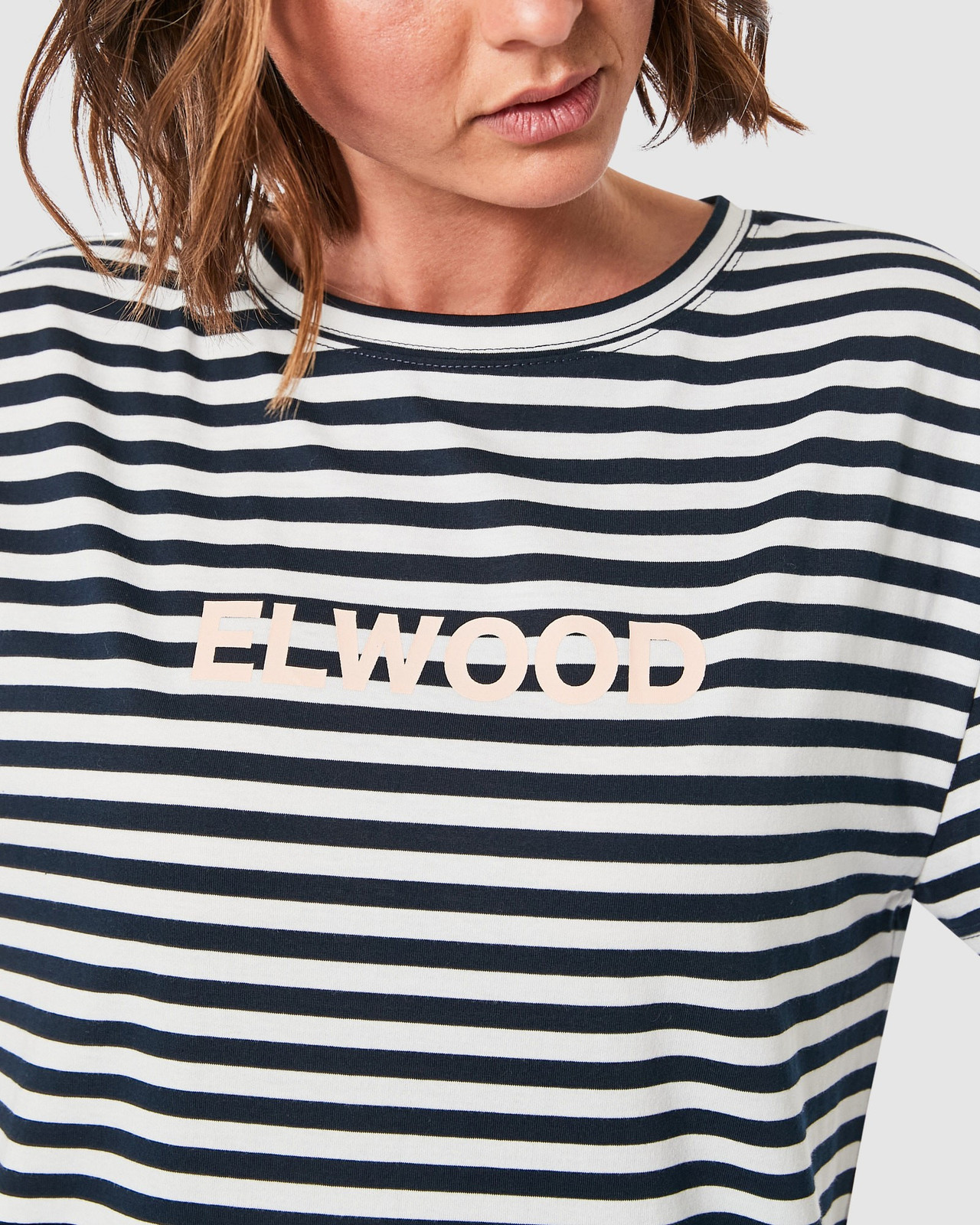 Elwood Womens Ally Dress Navy