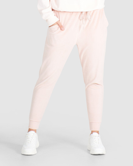 Elwood Angie Trackpant Pale Pink