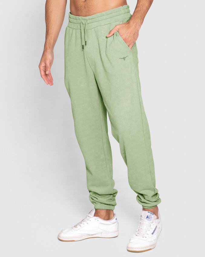 Elwood MENS Brown  Icon Trackpant