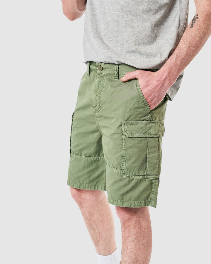 Elwood Andy Cargo Short Forest