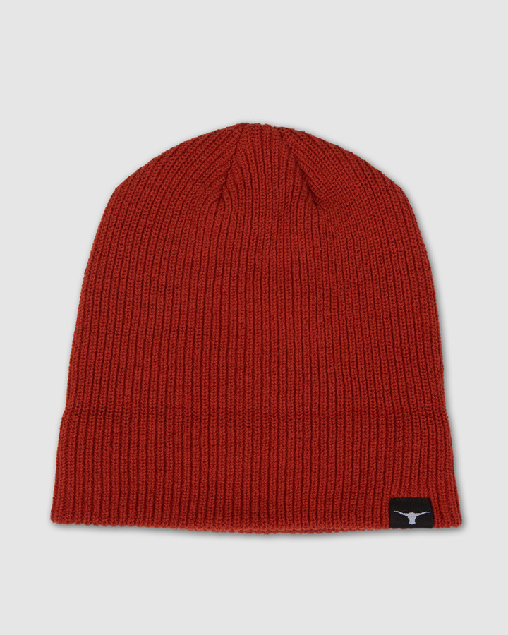 Elwood Stamp Beanie Baked Clay