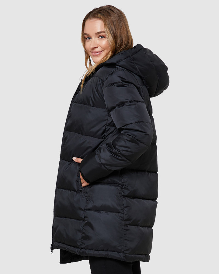 Elwood New Luxe Nord Puffa Black