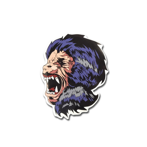 Werewolf Fridge Magnet