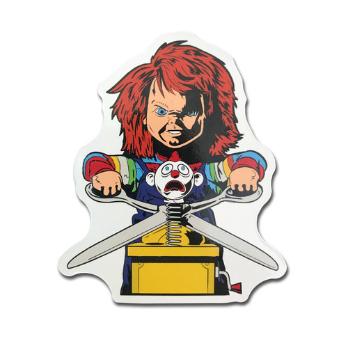 Chucky Fridge Magnet