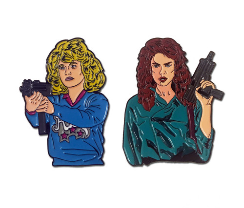 Comet Zombie Killers Two Pin Set