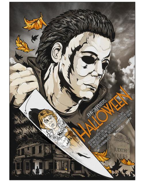 Halloween Variant Print