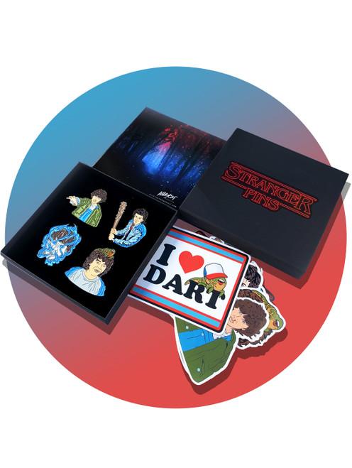 Stranger Pins Box Set