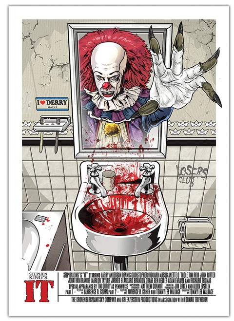 Pennywise Print