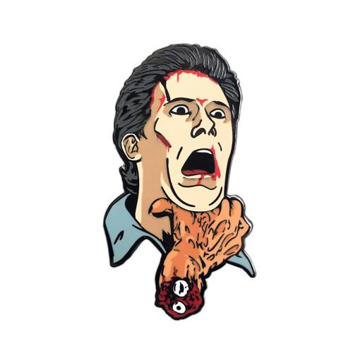 Ash Vs Evil Hand Enamel Pin
