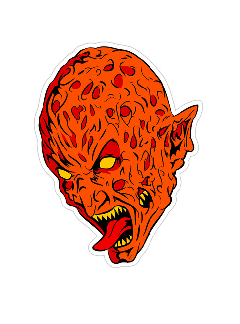 Demon Freddy Sticker