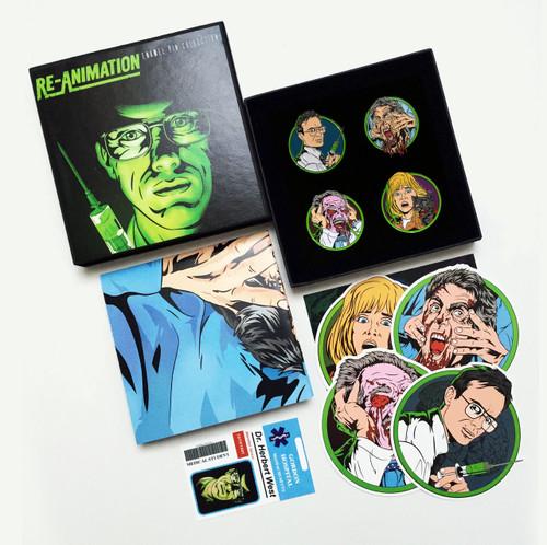 Re-Animation Box Set
