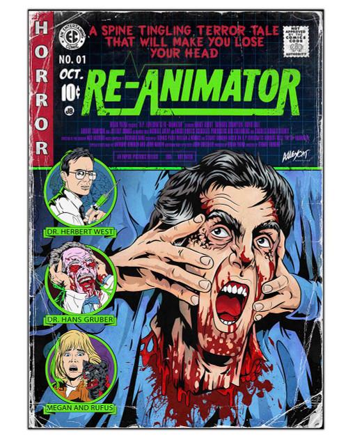 Re-Animator Print