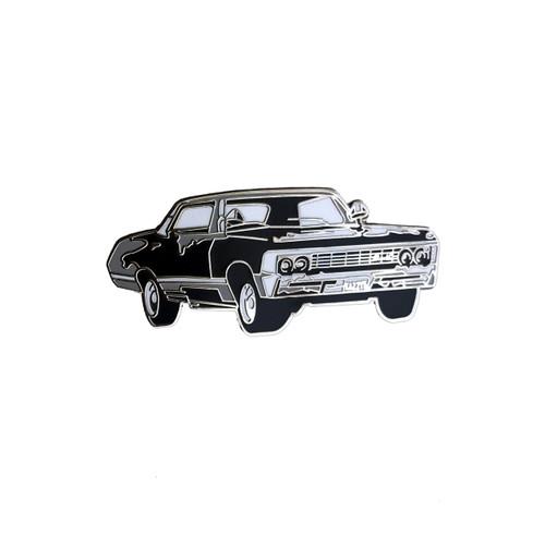 """Baby"" Supernatural Impala Enamel Pin"