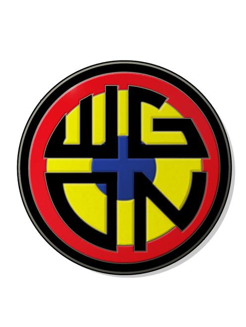 WGON Logo Enamel Pin