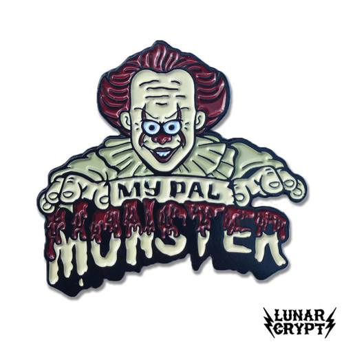 My Pal Monster - Pennywise Enamel Pin