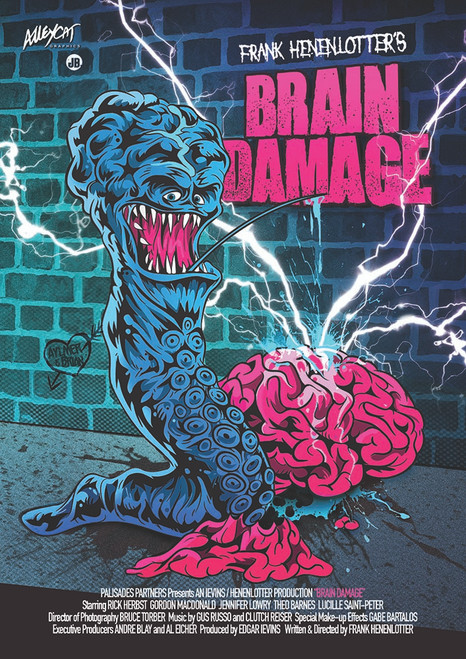 Brain Damage Print