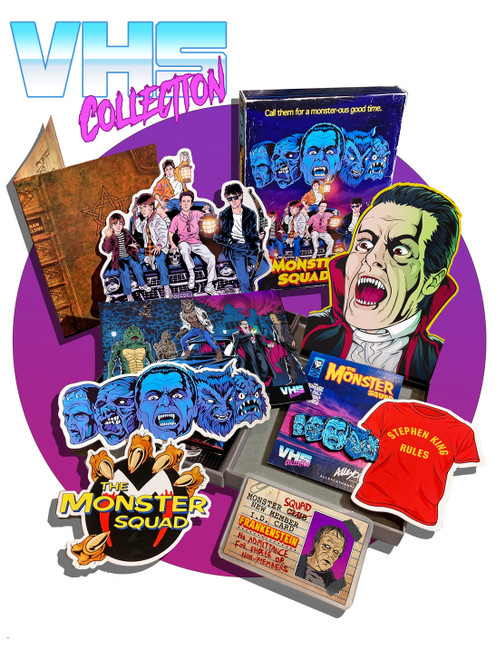 Monster Squad Deluxe Box Set #17 - Limited Stock!