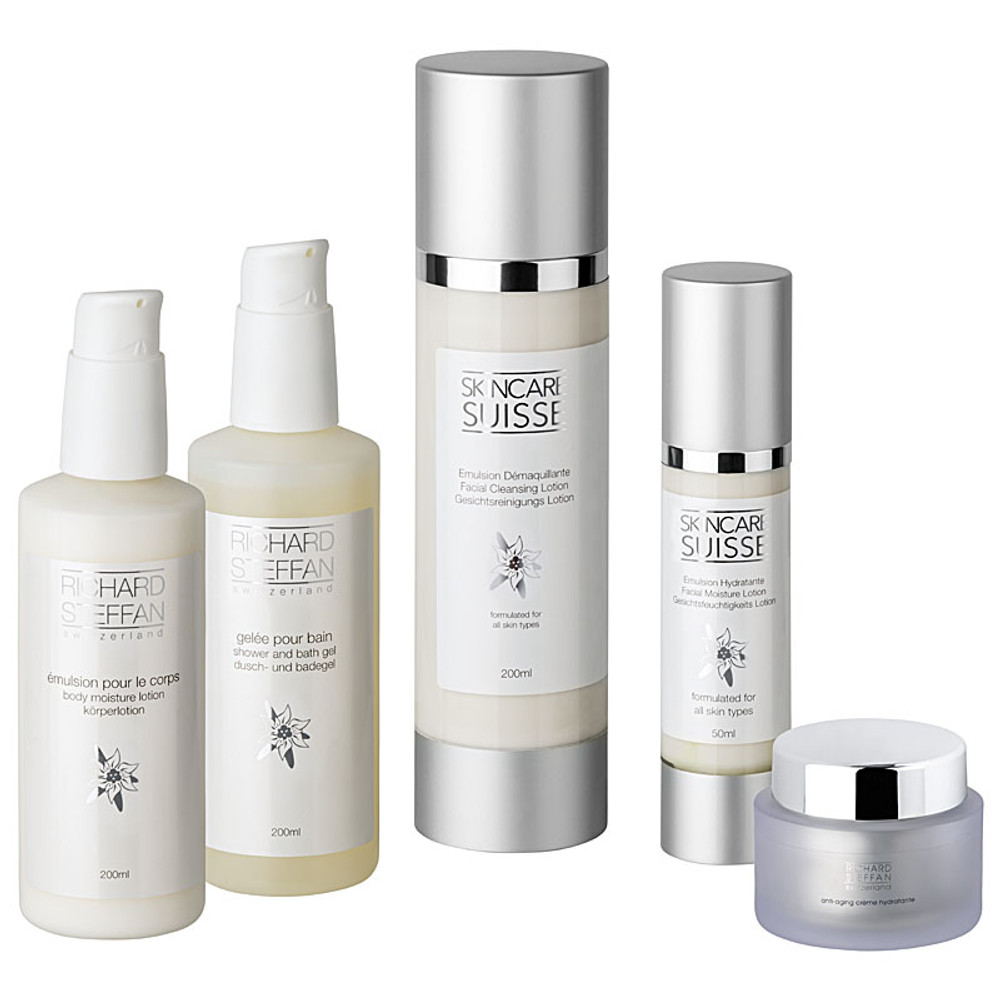 Swiss Skincare Premium & Swiss Body Classic