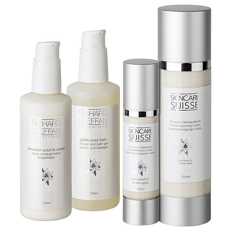 Swiss Skincare Classic & Swiss Body Classic